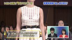大島優子の透け透けアカデミー賞巨乳画像