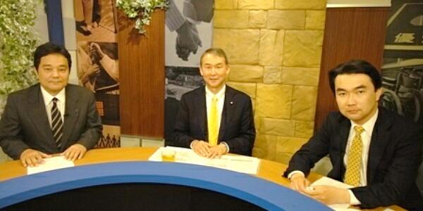 【BS11】鈴木哲夫報道局長「自民総裁選、野党の立場を忘れたかのようなバカ騒ぎ 。しょせんまだ野党の総裁選びなんです
