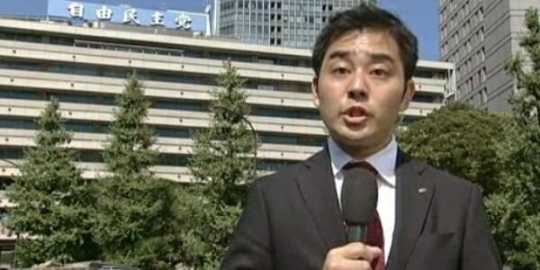 テレビ朝日・水頭洋太記者