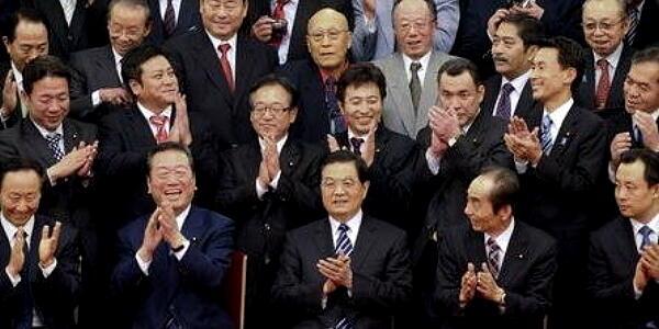 【週刊朝日】小沢一郎 「今の日本の極右化は悲劇」 週刊朝日の4月以降活字媒体として初となる独占インタビューに