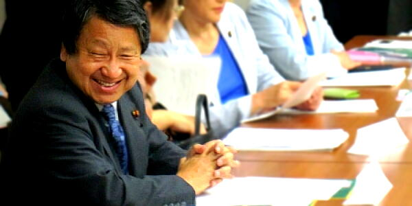 【国内】民主党の辻恵議員を厳重注意…臨時国会中、韓国内のイベントに参加するため国会に無断で韓国へ渡航