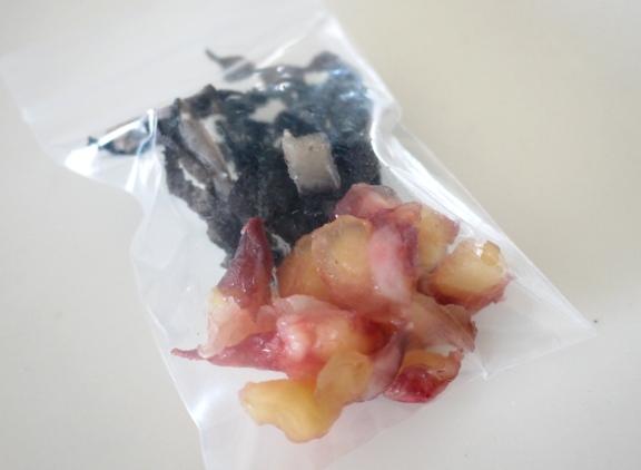 軟骨は、ワタシも食べたいくらい美味しそうでした。