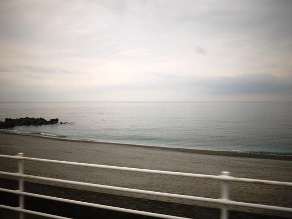 午後は雨の予報だったけど、天気も一日持って、良い旅でした♪