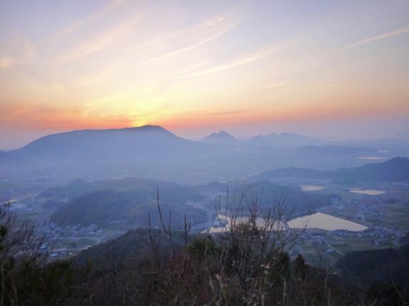 香川は、うどん店の数だけじゃなく、ため池密度も日本一です(雨が少ないから)