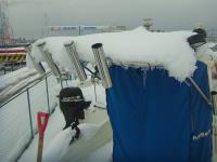 雪降ろし-2