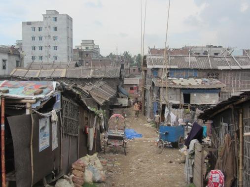 dhaka slum 1
