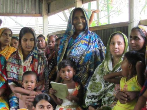 Grameen Borrower's Center -2