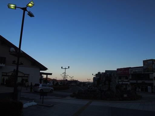 20140131東武日光駅前