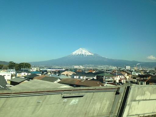 富士山20140131