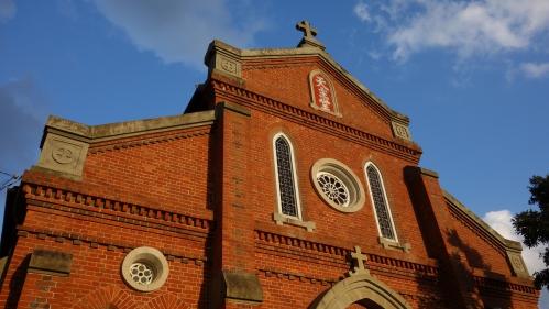 青砂ヶ浦教会1