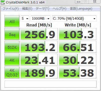 SSD X25-Mベンチ_120705