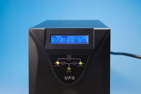 サウンドハウス UPS 1500PS 液晶