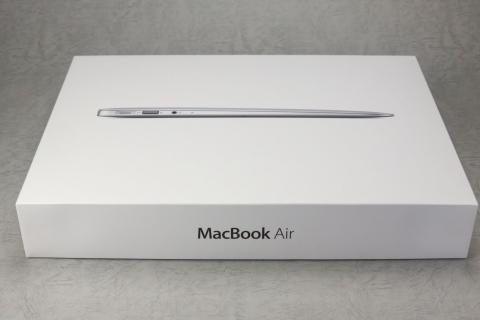MacBook Air 2012 13インチ 外箱