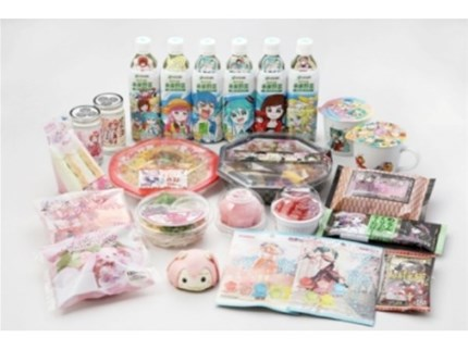 桜ミク商品