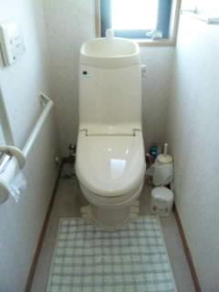 トイレ全体○