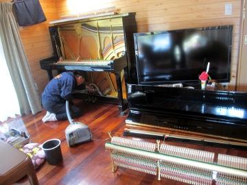 ピアノの調律2