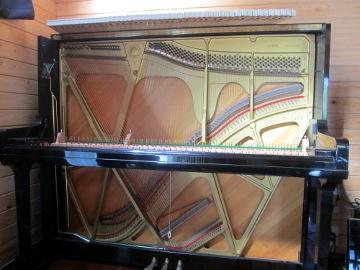 ピアノの調律8