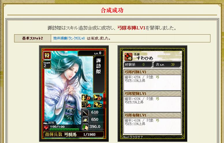 日記40 諏訪姫合成