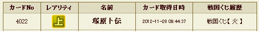 日記S29 火クジ3