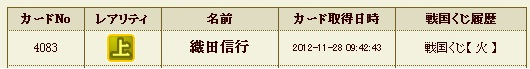 日記S29 火クジ1