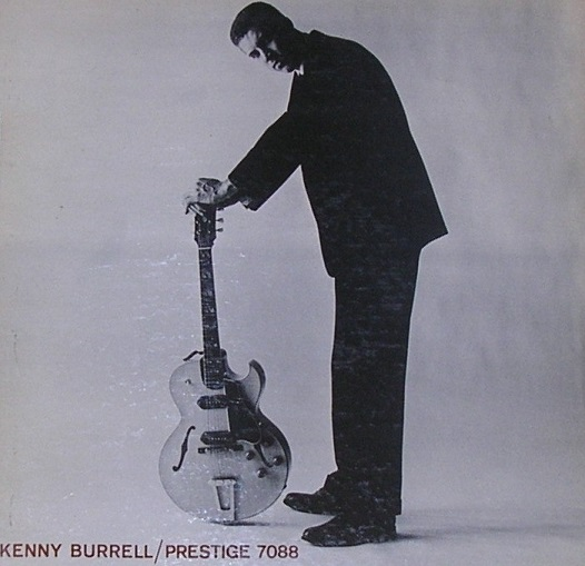 Kenny Burrell Prestige PRLP 7088