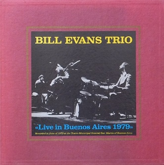 Bill Evans Trio Live In Buenos Aires 1979 Yellow Note Y-200