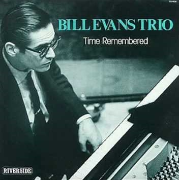 Bill Evans Time Remembered Victor VIJ-4035