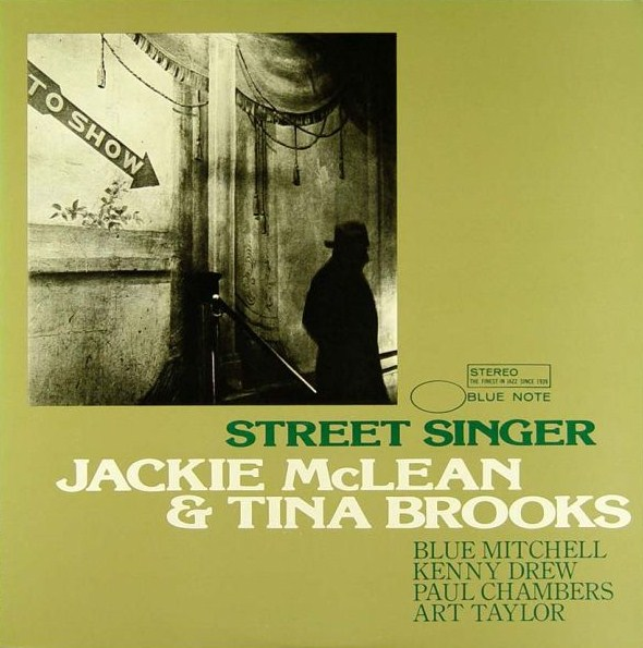 Tina Brooks Street Singer Blue Note GXF-3067