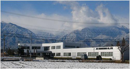 長野県安曇野市のJCCE安曇野工場のご紹介です