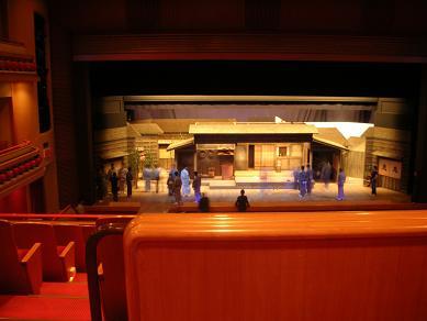 1205舞台稽古