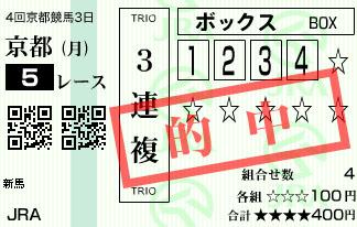 1007京都5R