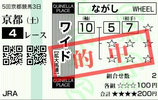 1110京都4R
