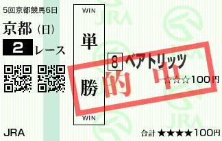 1118京都2R