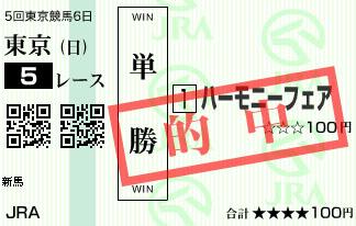 1118東京5R