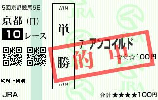 1118京都10R1