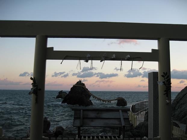 2013伊勢旅行:夫婦岩3