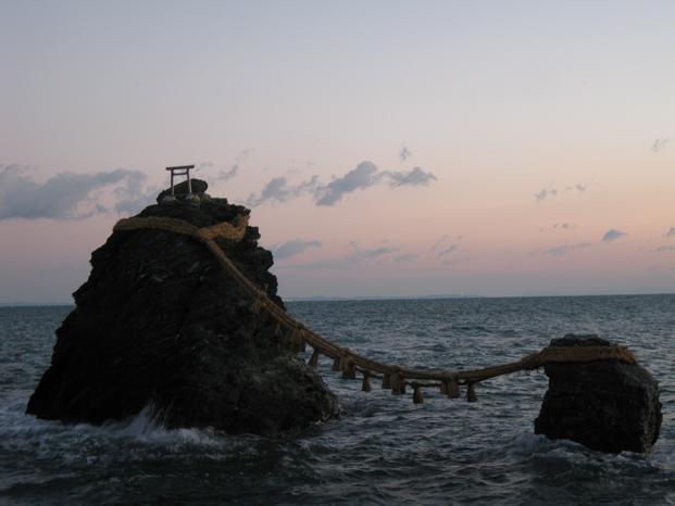 2013伊勢旅行:夫婦岩2