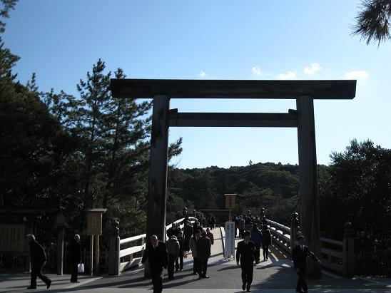 2013伊勢旅行:伊勢神宮内宮