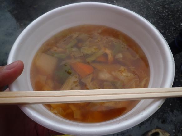 12年5月3日 栃木街道(チャリティー) ちゃんこ鍋