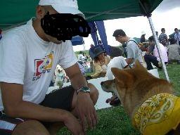 犬親会017顔塗
