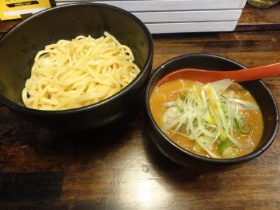 麺処 花田 辛味噌つけ麺