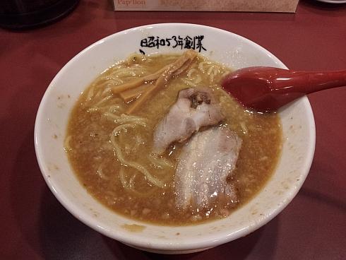 ラーメン 一作 寝屋川店 (7)
