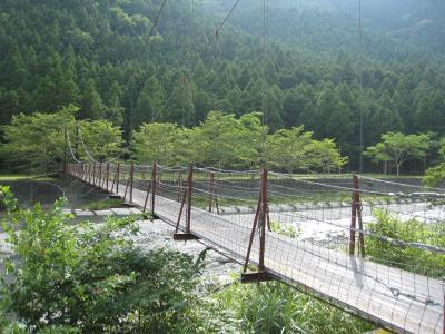 佐野川吊り橋