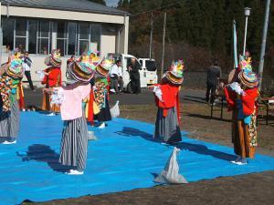 新浪神社例大祭20121103c鶏舞06