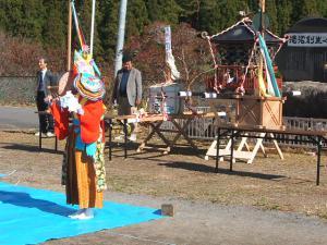 新浪神社例大祭20121103c鶏舞05