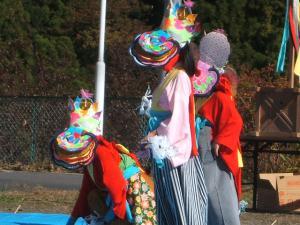新浪神社例大祭20121103c鶏舞03