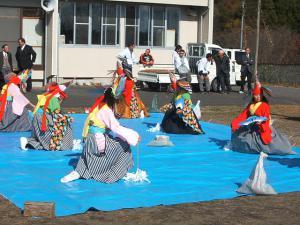 新浪神社例大祭20121103c鶏舞12
