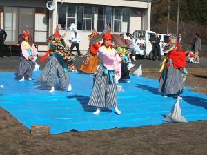 新浪神社例大祭20121103c鶏舞07