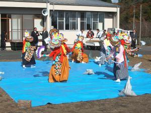 新浪神社例大祭20121103c鶏舞18