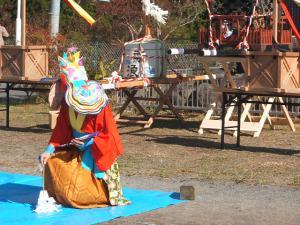 新浪神社例大祭20121103c鶏舞16
